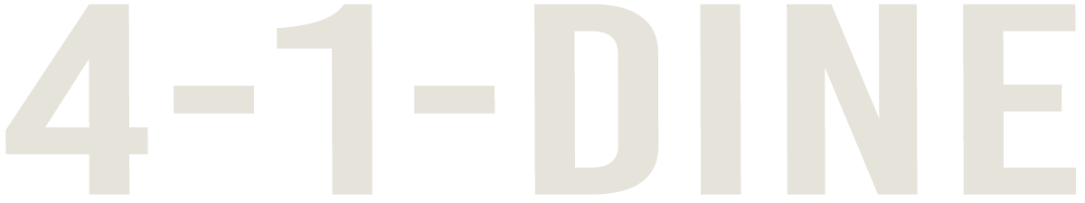 41dine logo