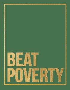 Beat Poverty logo