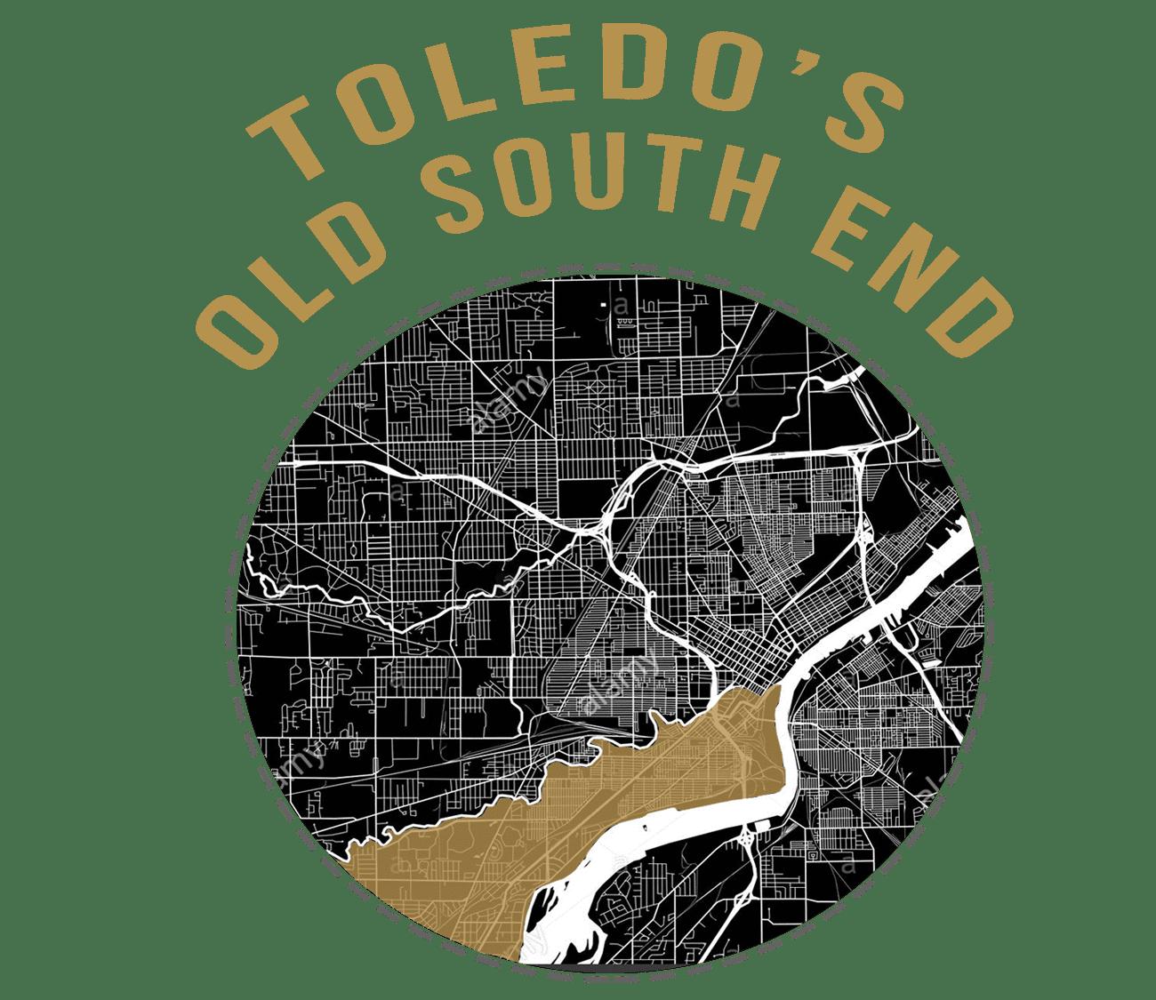 S Toledo map