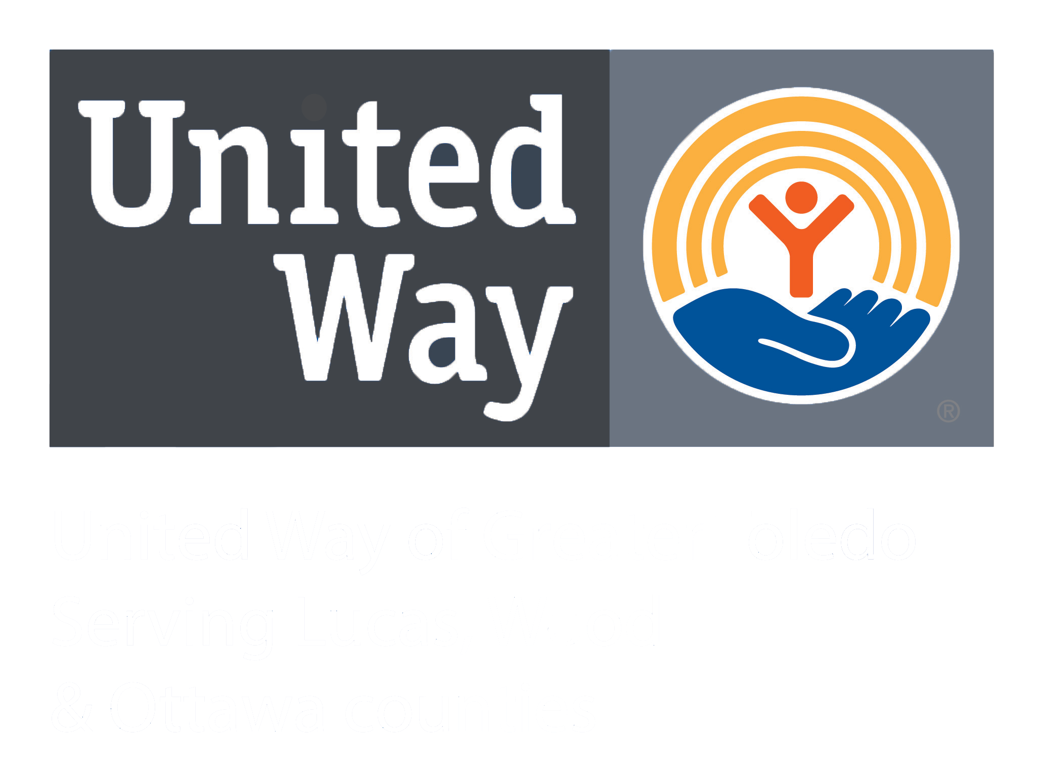 United Way Serving Logo trans